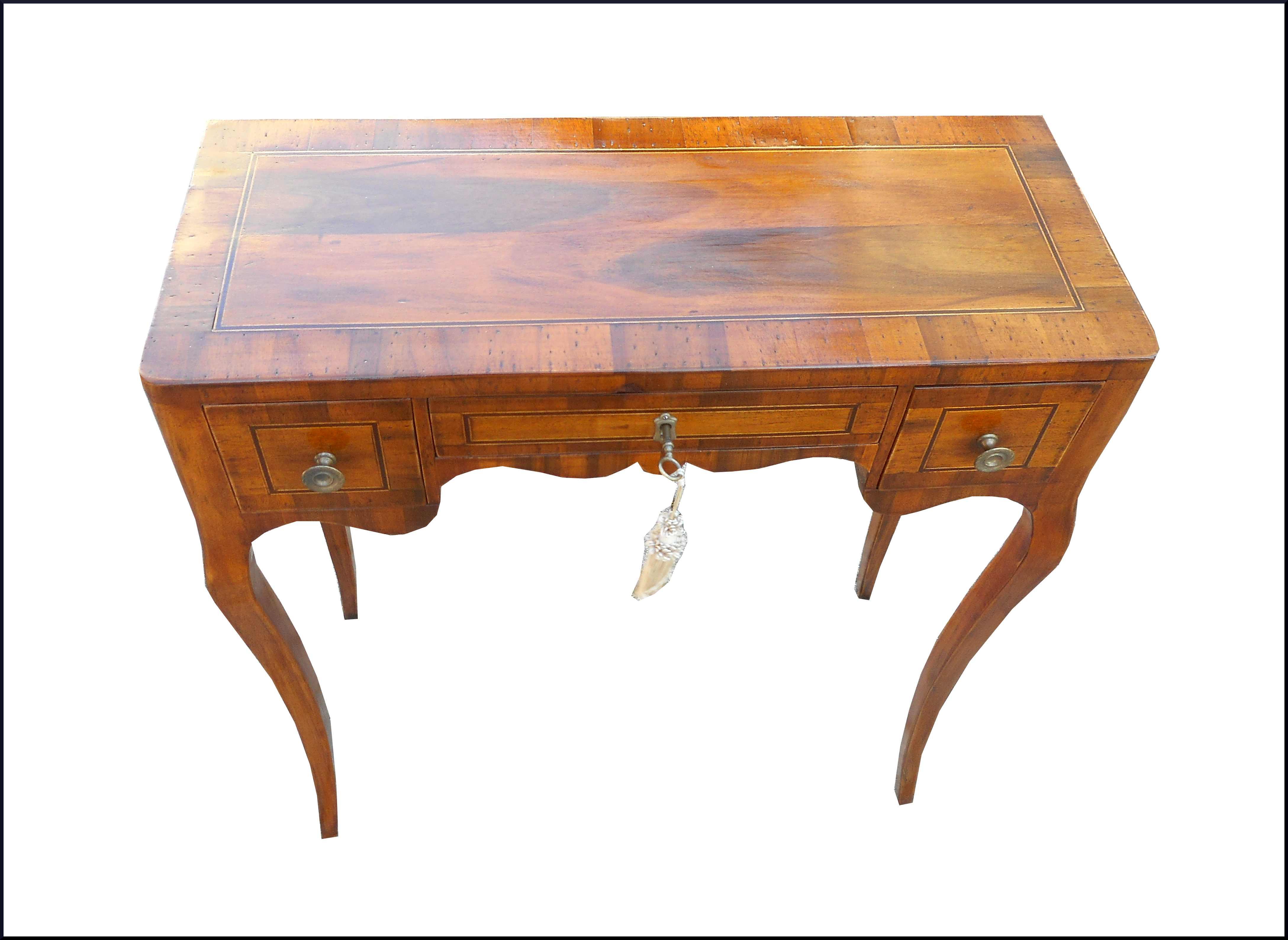 Elegante tavolino da ingresso con cassetto - La Commode di ...