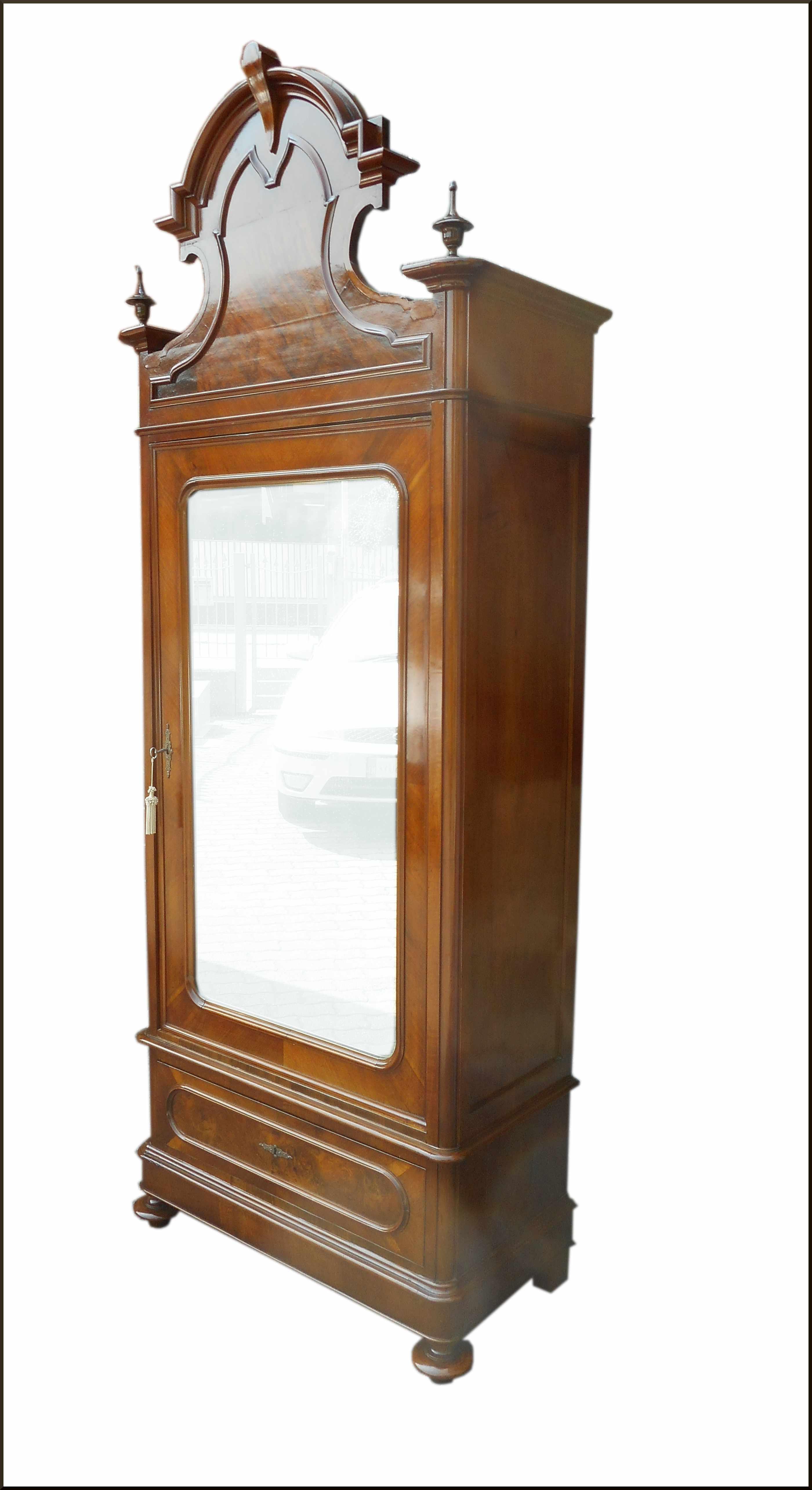 Antico armadio 800 lombardo