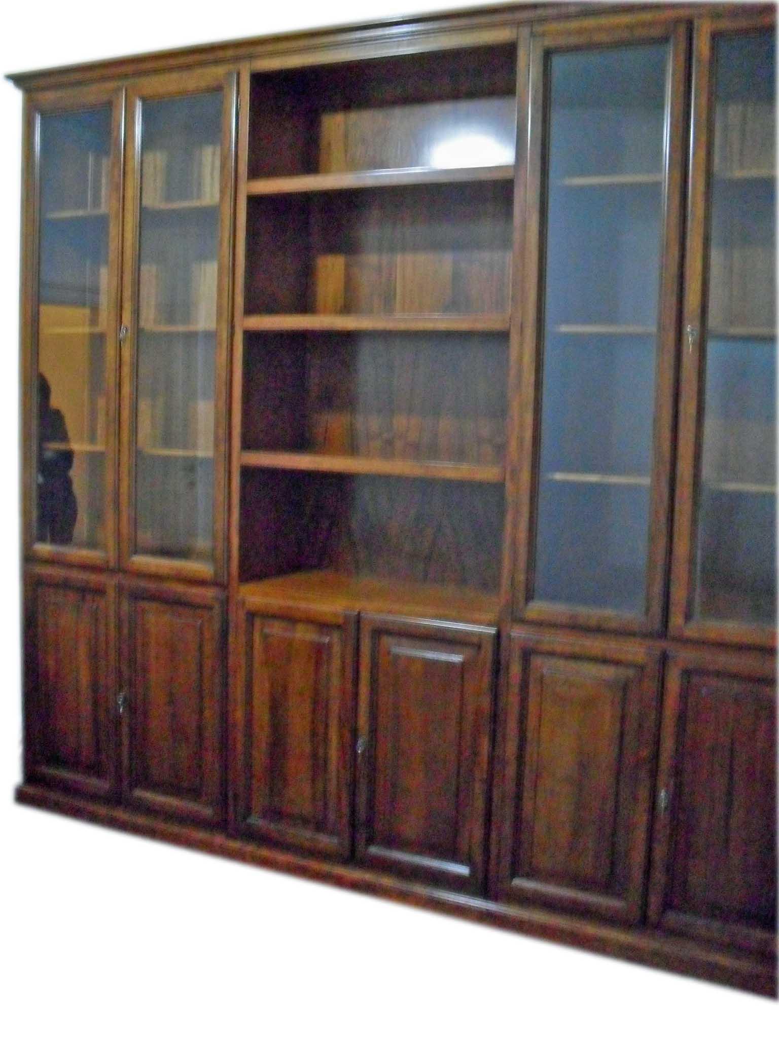 Mobile libreria ufficio su misura la commode di davide corno for Libreria ufficio