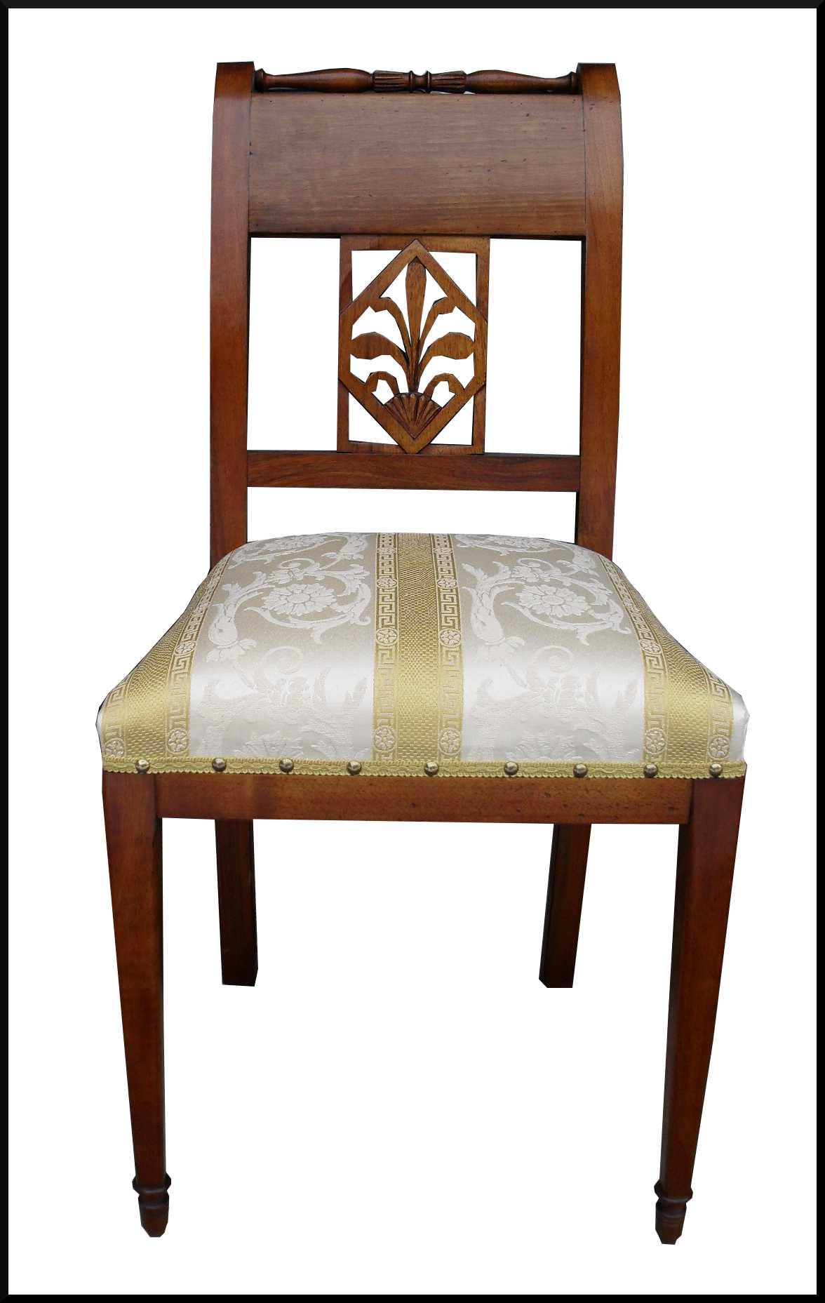 riproduzioni d 39 epoca sedia luigi sedici la commode di