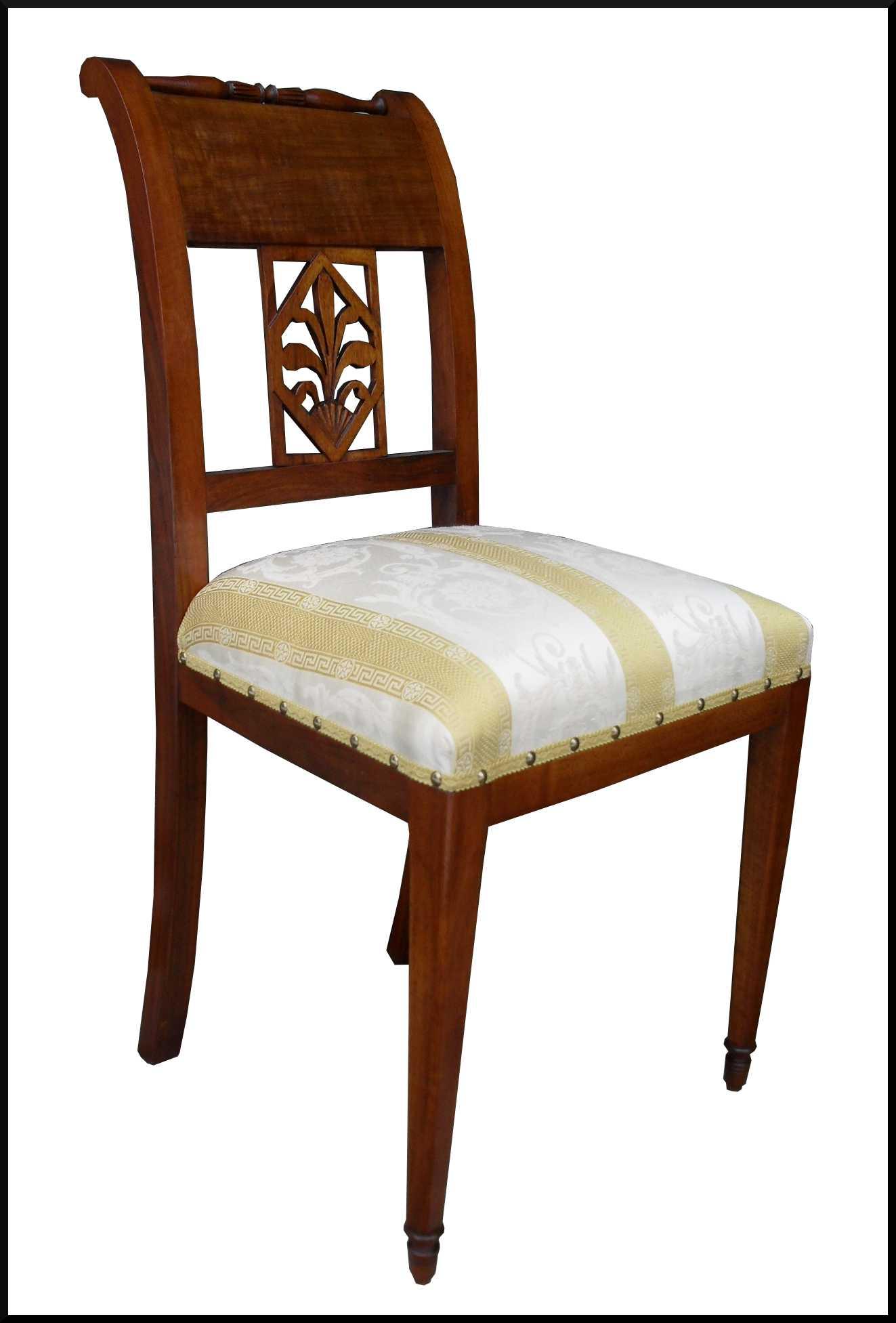 Riproduzioni d 39 epoca sedia luigi sedici la commode di for Riproduzioni design