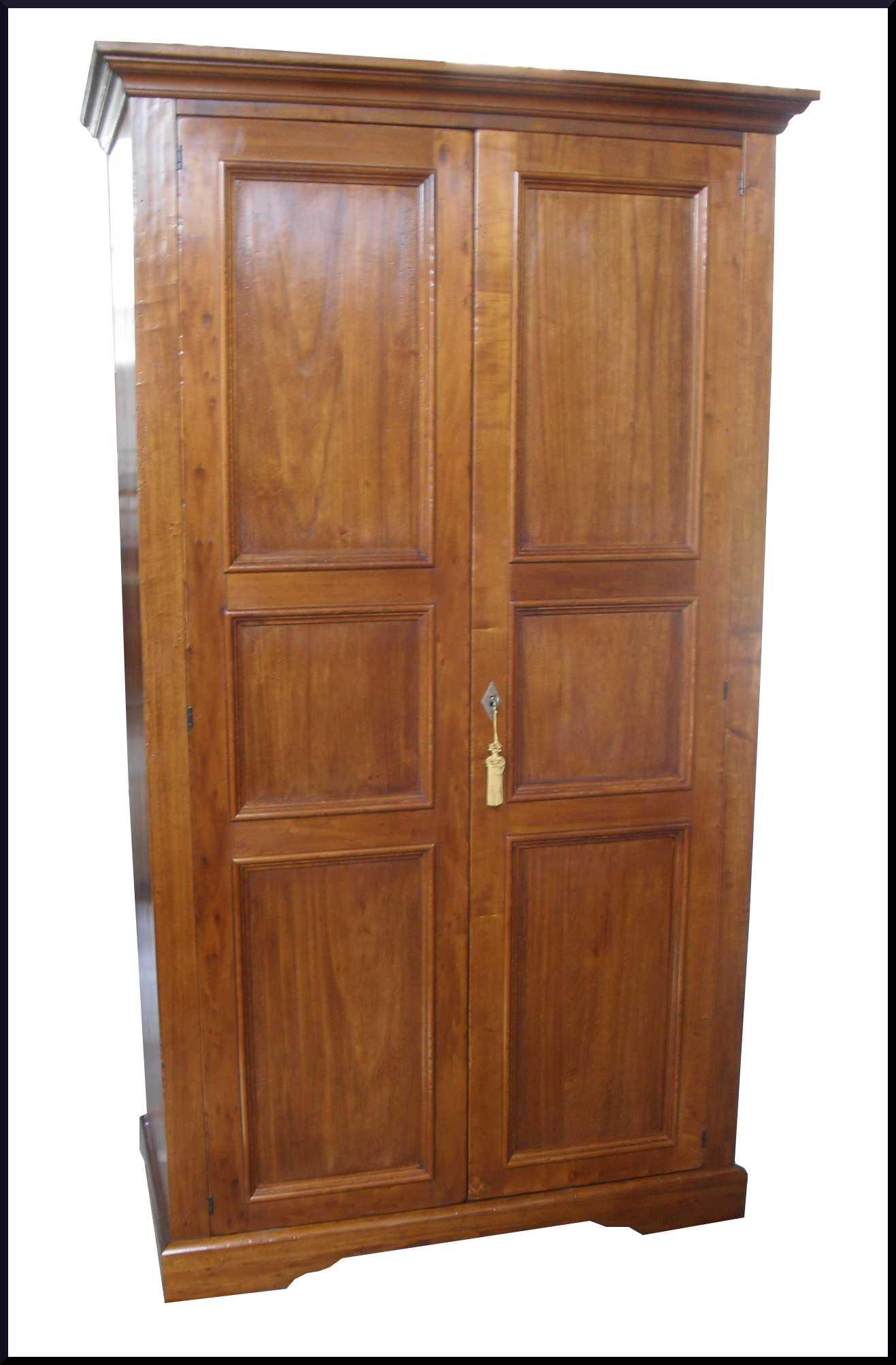 Particolare armadietto 2 porte piallato a vecchio stile 600 toscano la commode di davide corno - Mobili stile toscano ...