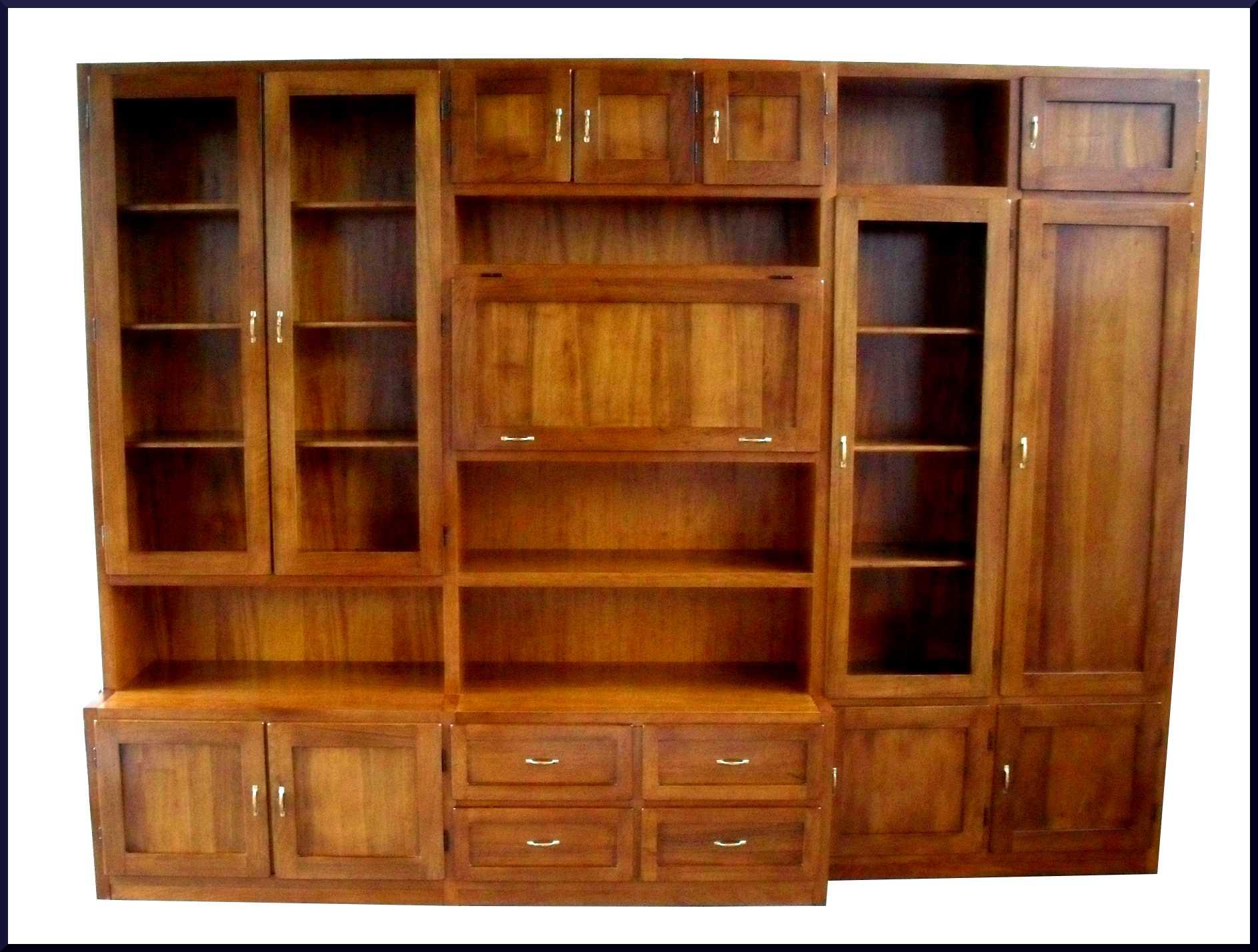 Libreria parete attrezzata classica su misura la commode - Mobili libreria classica ...