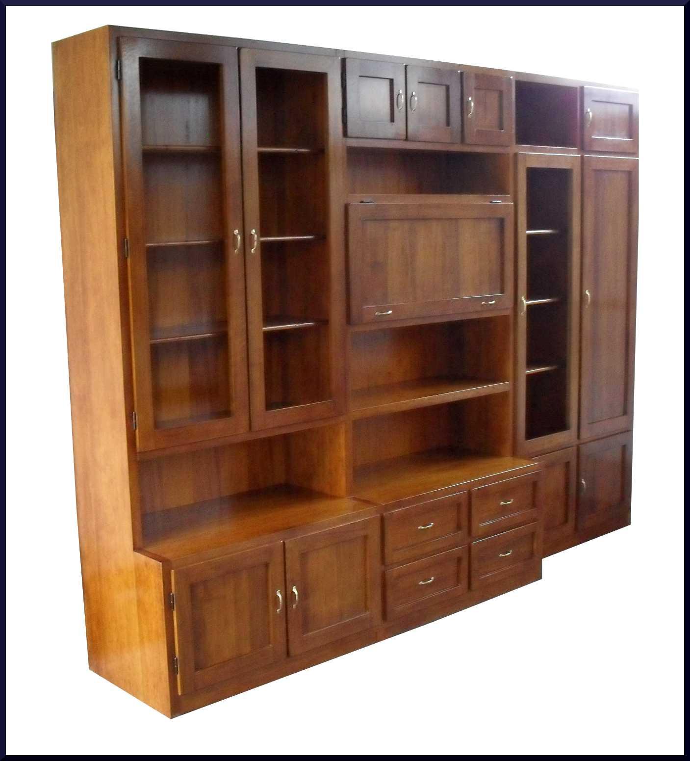 Libreria parete attrezzata classica su misura la commode di davide corno - Parete attrezzata classica ...