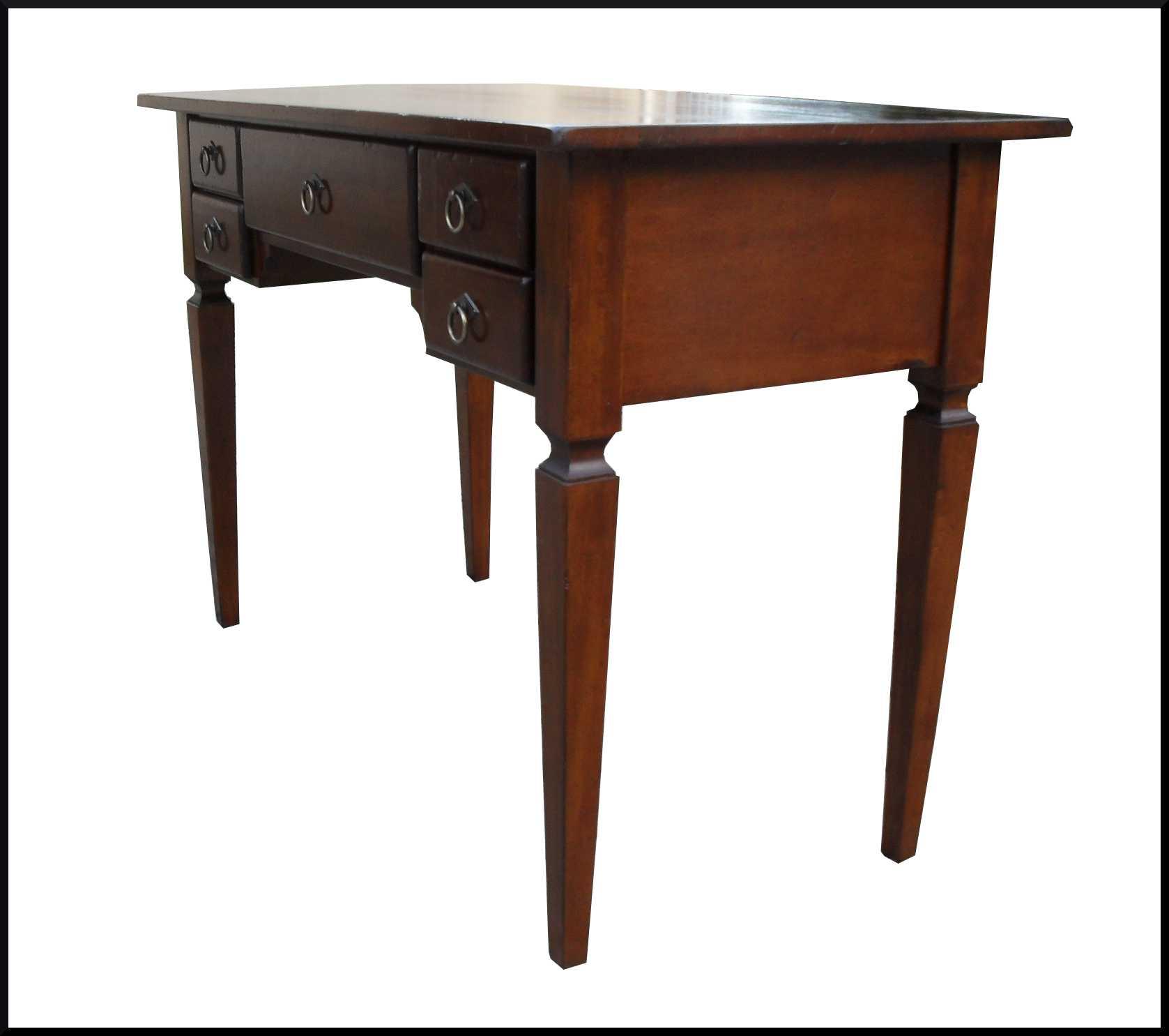 Scrittoio legno massello arte povera la commode di davide corno - Catalogo mobili arte povera ...