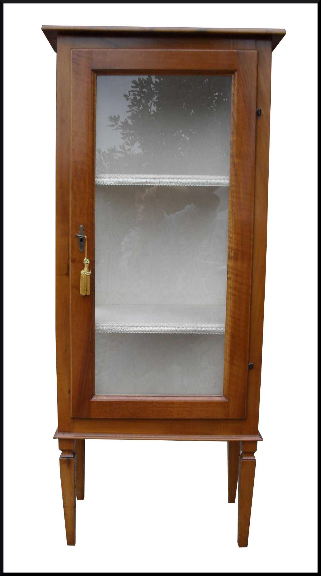 Vetrina vetrine classiche arte povera la commode di davide corno - Catalogo mobili arte povera ...