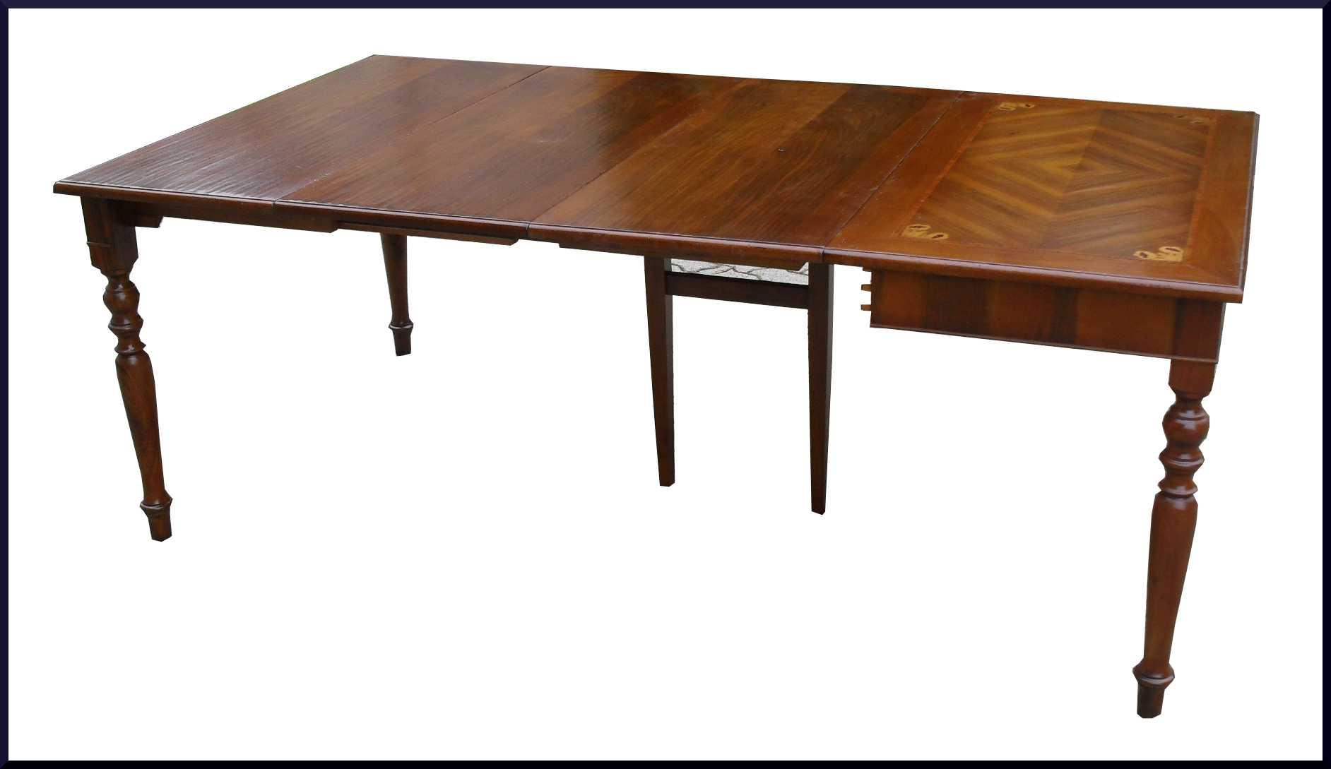 Tavolo consolle classico stile 800 la commode di davide - Tavolo consolle ...