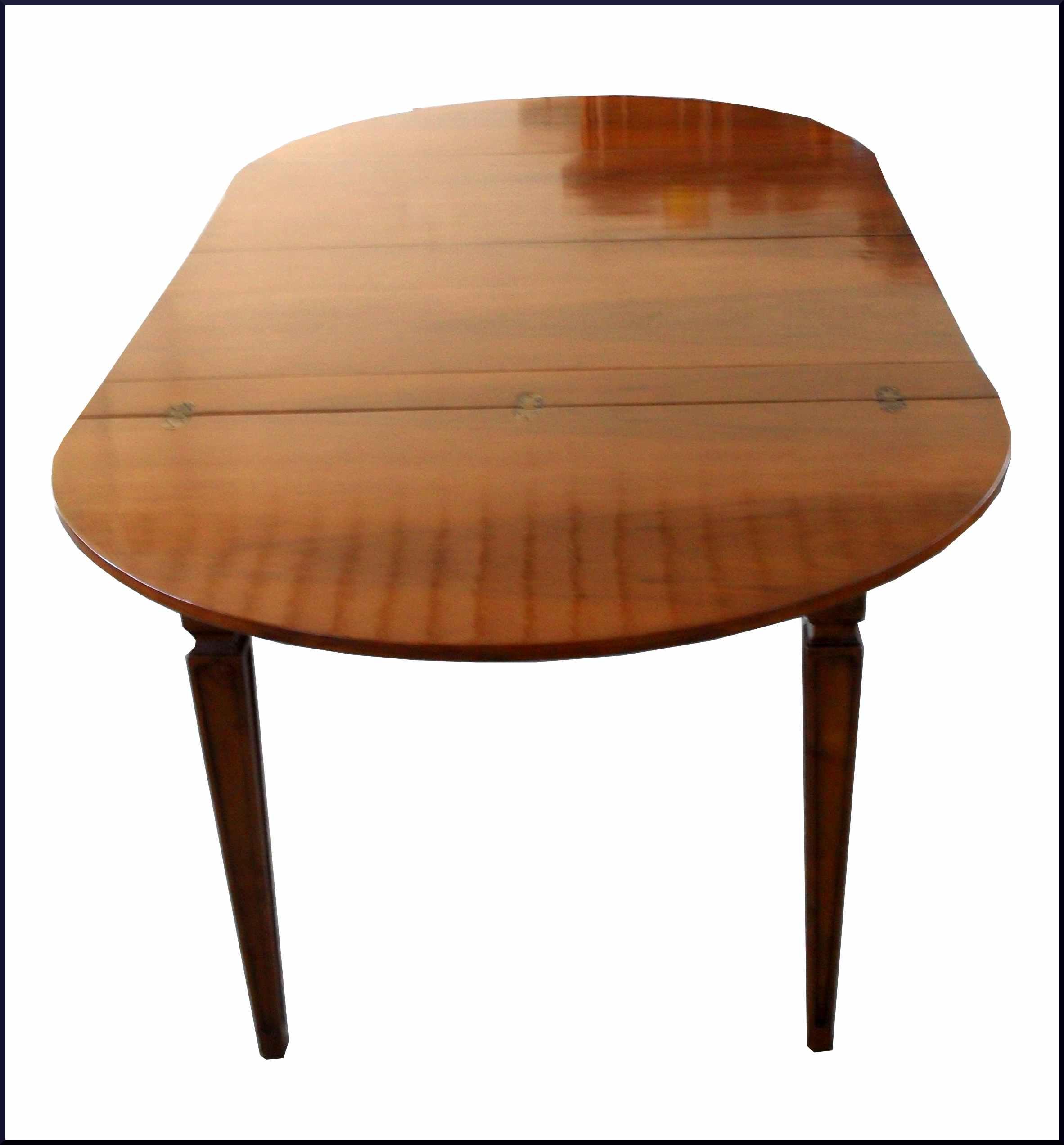 Tavolo a consolle artigianale realizzabile su misura con piano spinato e raffinata gamba luigi - Piano tavolo su misura ...