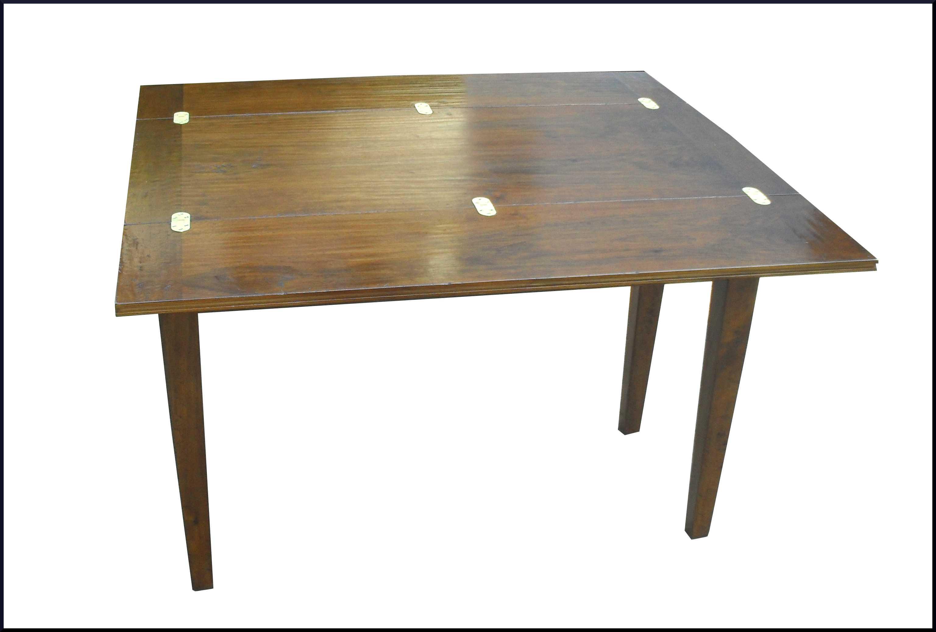 Tavolo magico con doppia apertura