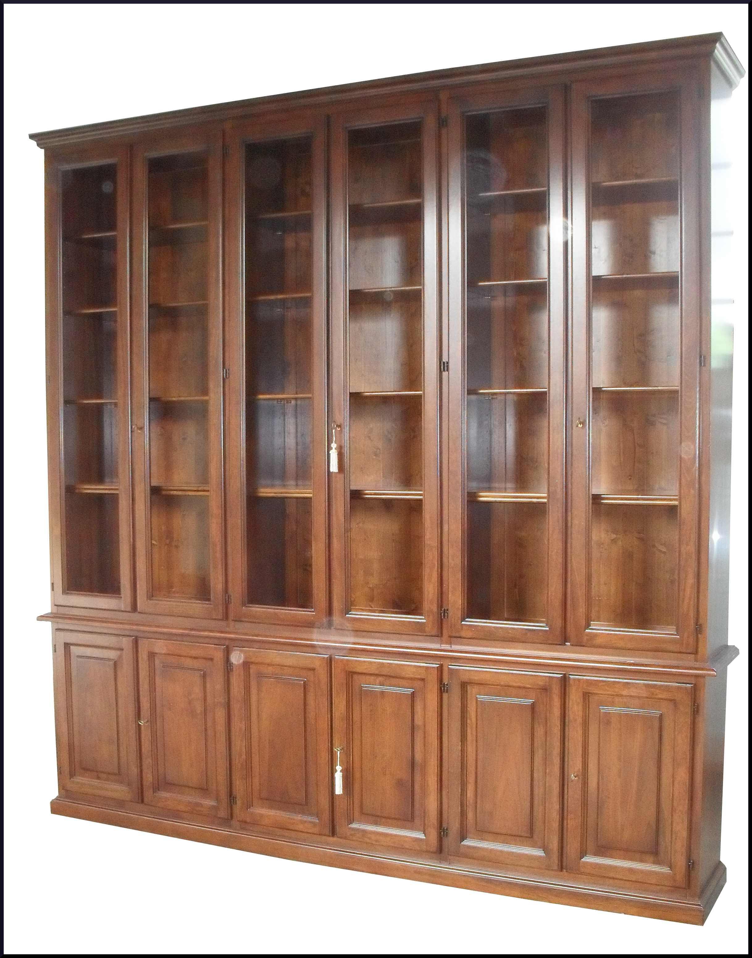Libreria classica da ufficio su misura - La Commode di ...