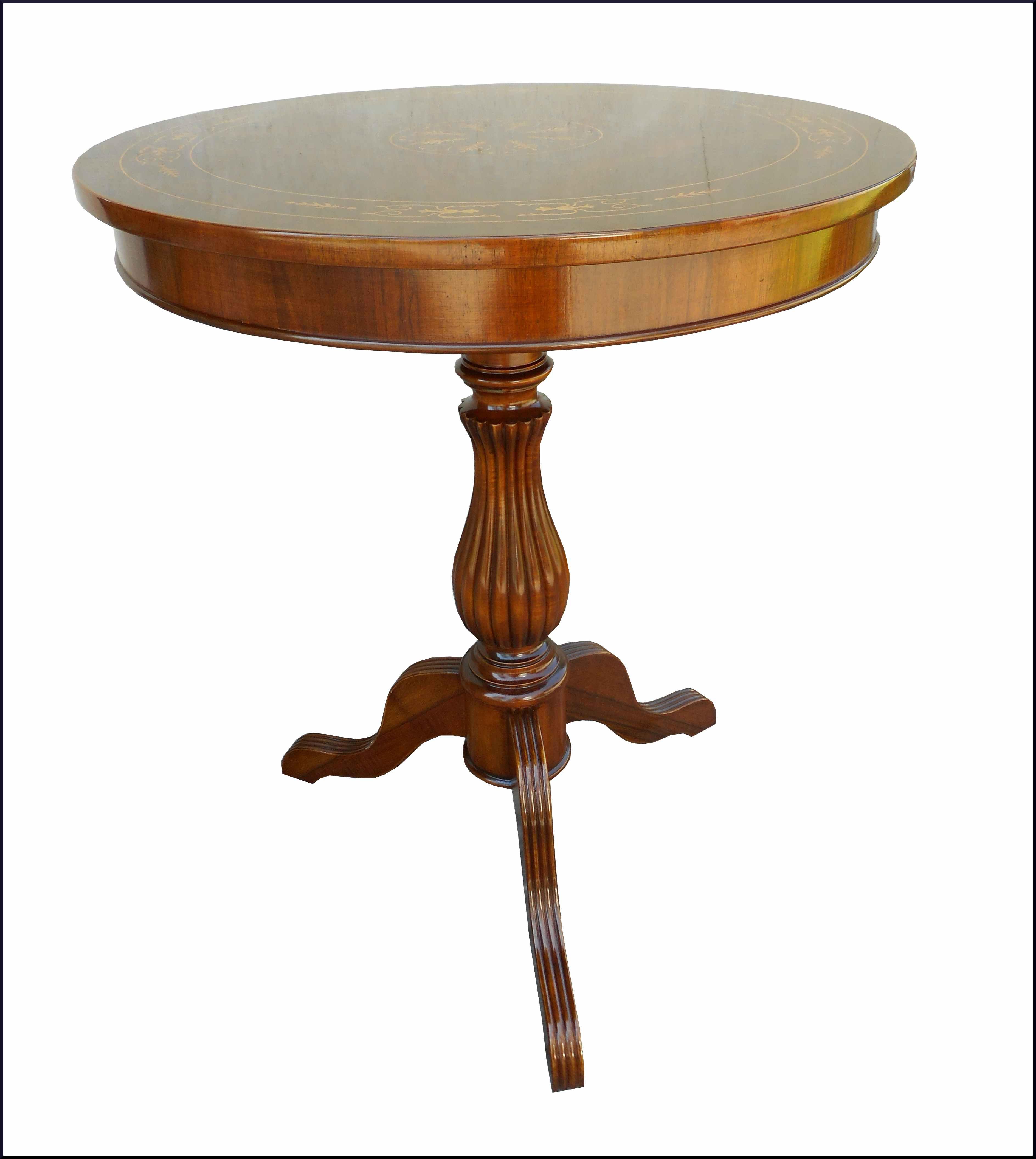 Tavolino carlo x stile inglese la commode di davide corno - Mobili stile inglese ...