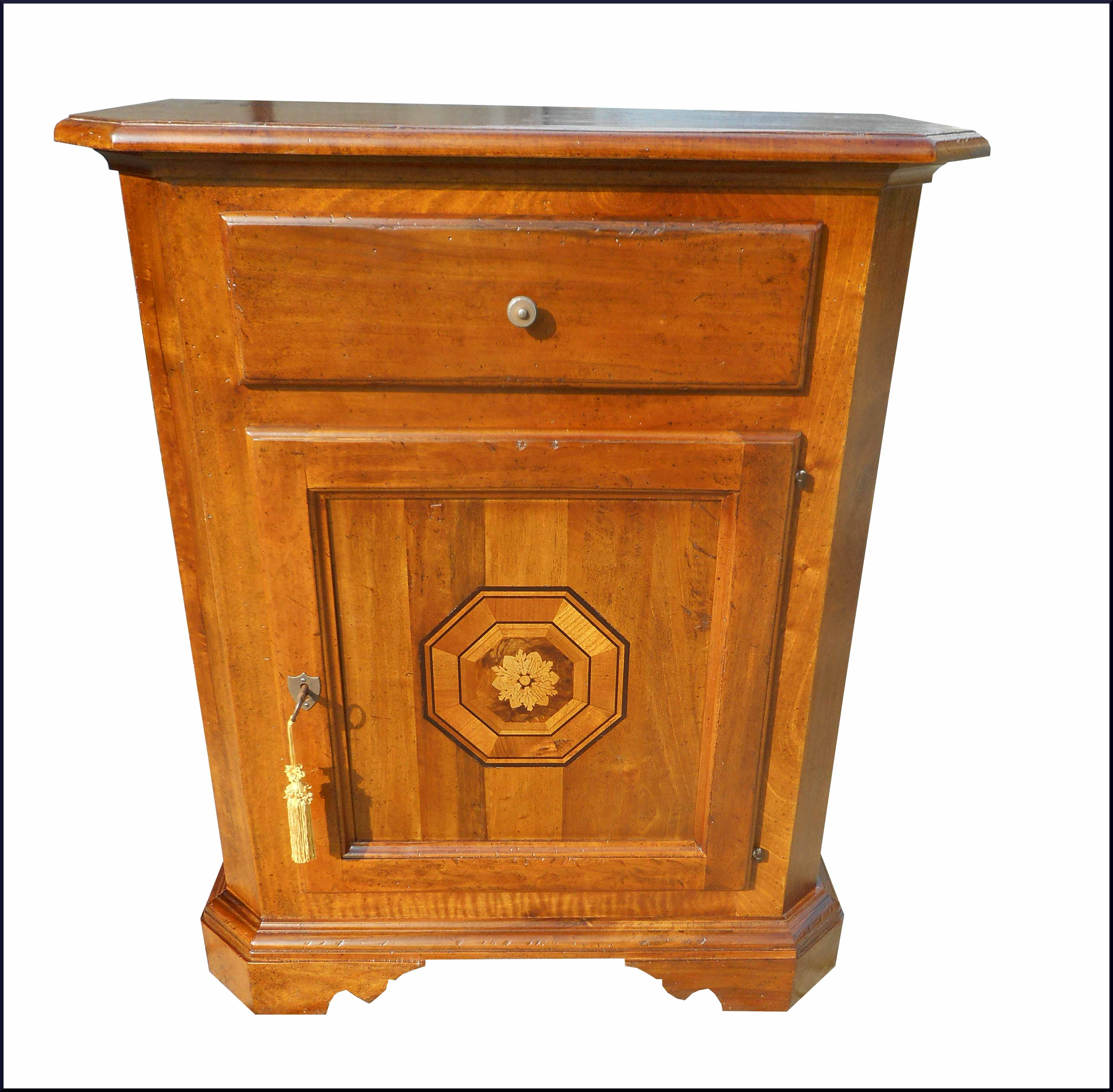 Credenza madia 1 porta con cassetto la commode di davide - Credenza madia ...