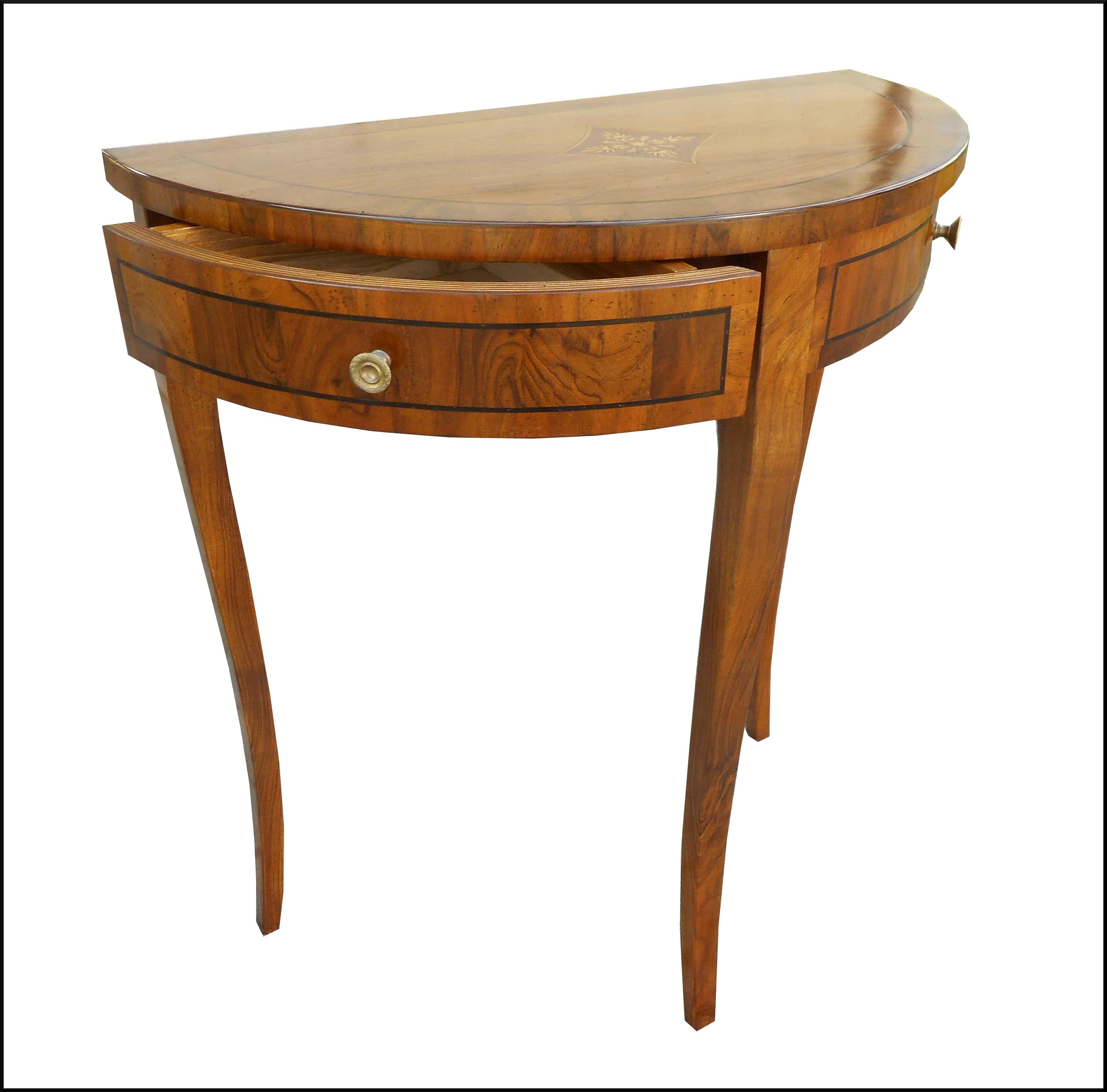 Tavolino consolle in stile antico la commode di davide corno - Mobili stile antico ...