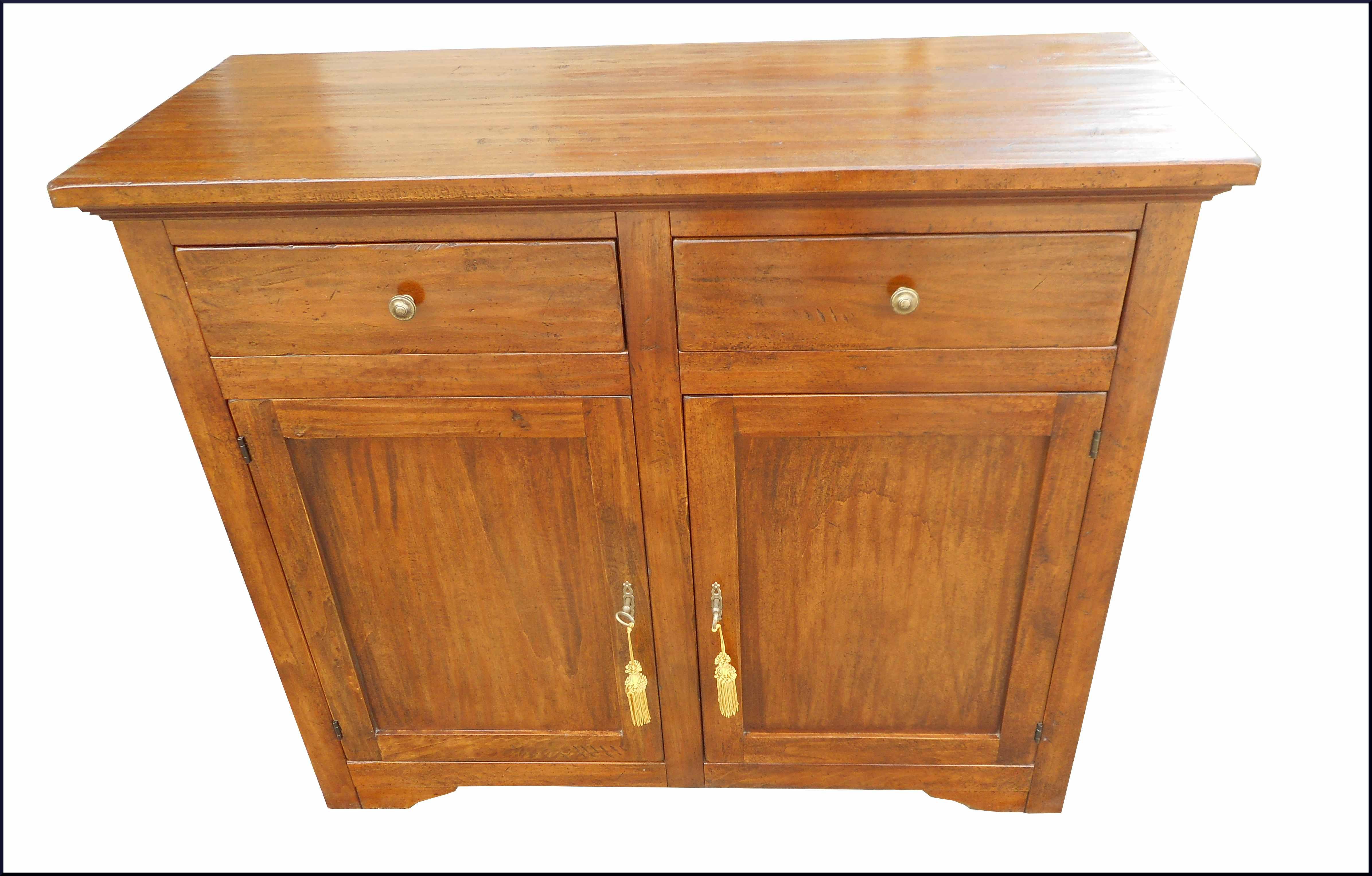 Madia in legno massello arte povera 2 porte la commode di davide corno - Catalogo mobili arte povera ...