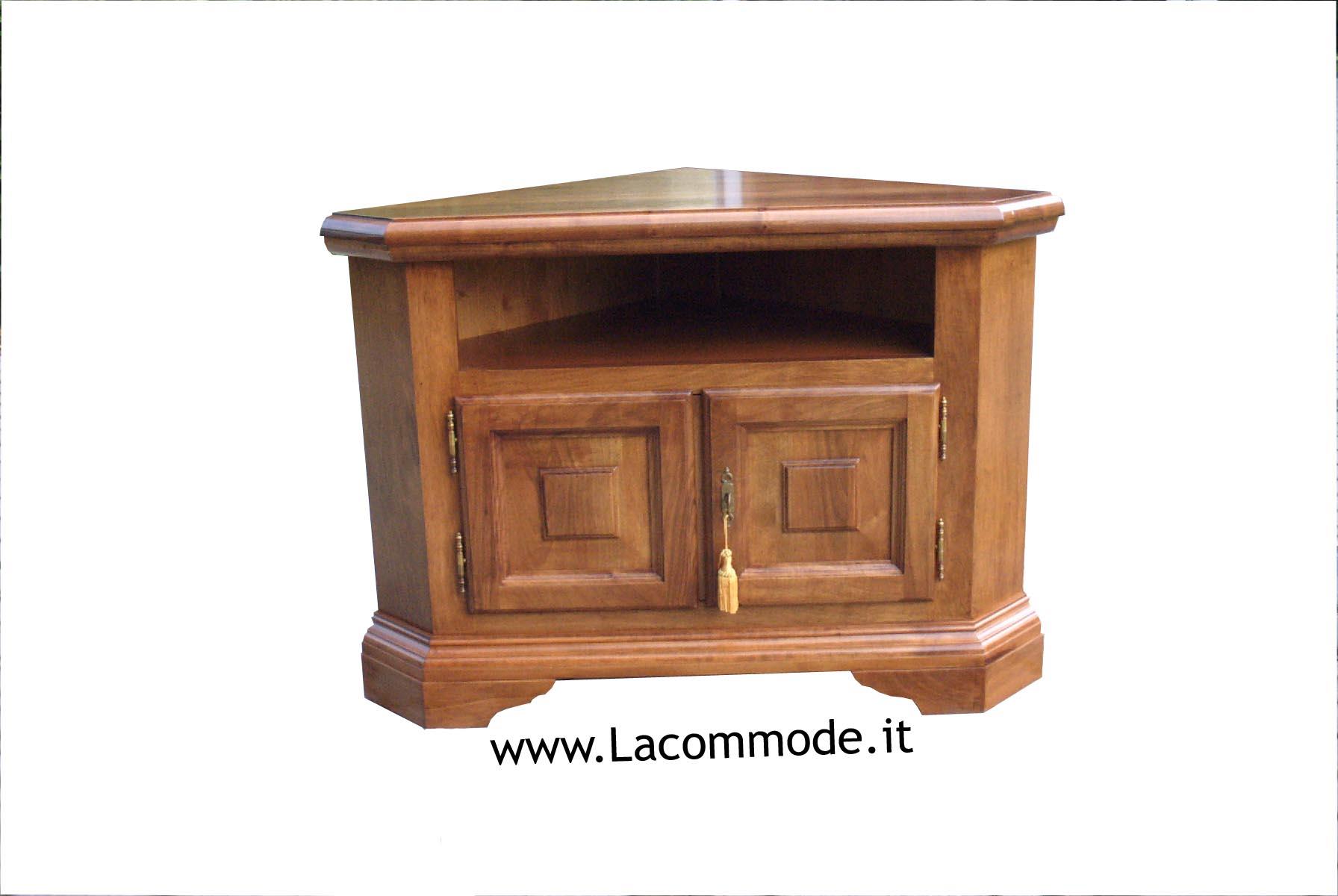 Porta televisore ad angolo good porta tv mobile for Asselle arredamenti